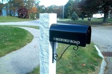Light & Mailbox Posts