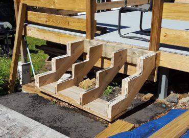 Fence Deck