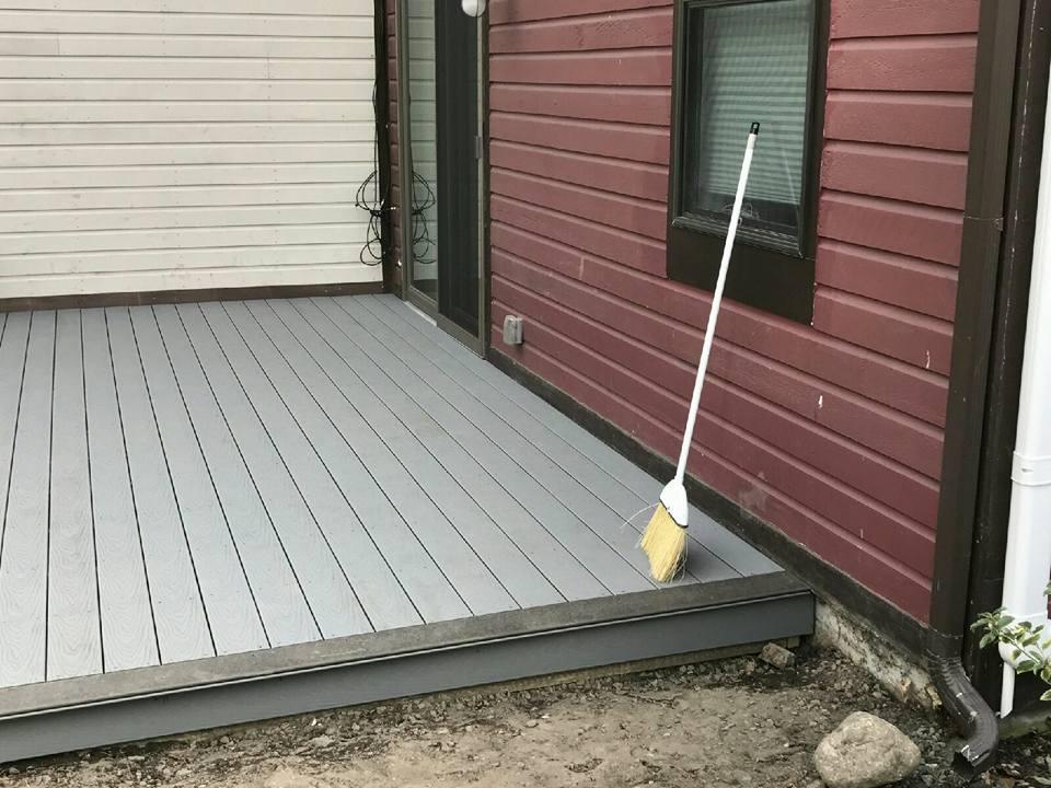 Bistro Terrace Deck
