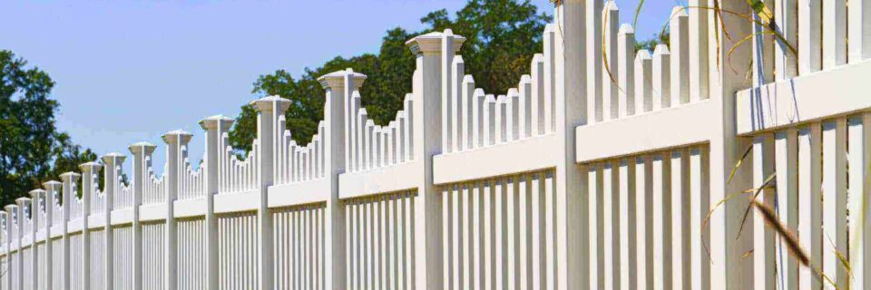 We've provided fencing services since 2012